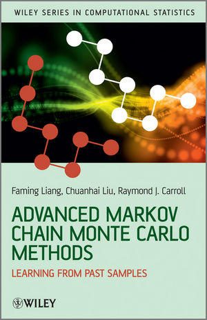 Advanced Markov Chain Monte Carlo Methods: Learning from Past Samples (1119956803) cover image