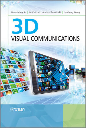 3D Visual Communications (1119960703) cover image