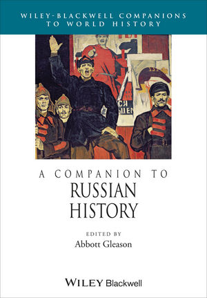 A Companion to Russian History (1405135603) cover image