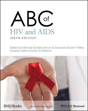 ABC of HIV and AIDS, 6th Edition (1405157003) cover image