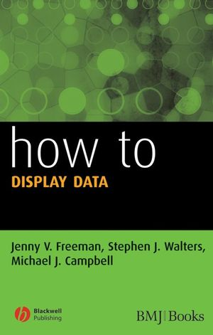 How to Display Data (1444359703) cover image