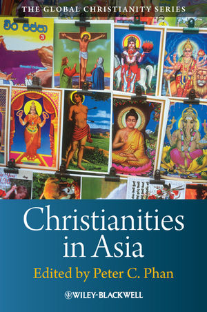 Christianities in Asia (1444392603) cover image