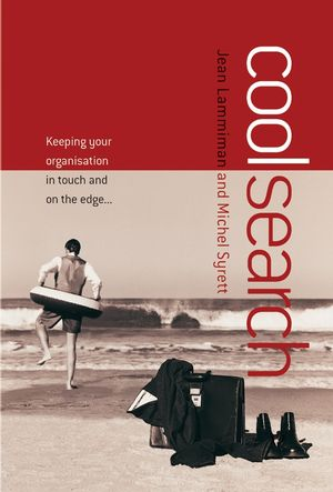CoolSearch: Keeping Your Organization In Touch and On the Edge... (1841124303) cover image