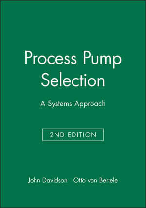 Process Pump Selection: A Systems Approach  (1860581803) cover image