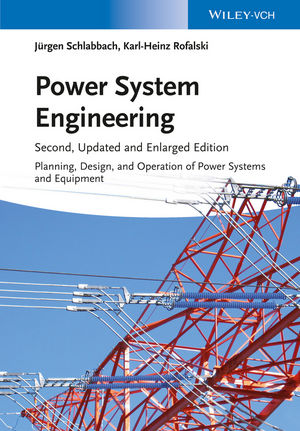 Wiley power system engineering planning design and for Electrical substation design fundamentals pdf
