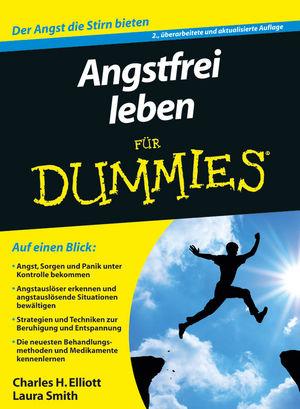 Angstfrei leben für Dummies, 2. Auflage