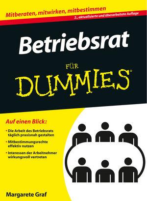 Betriebsrat für Dummies, 2nd Edition