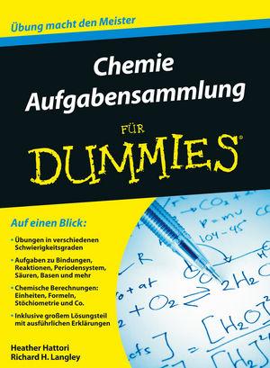 Chemie Aufgabensammlung für Dummies