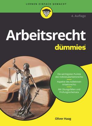 Arbeitsrecht für Dummies, 4. Auflage