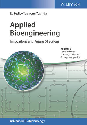 Applied Bioengineering: Innovations and Future Directions (3527800603) cover image