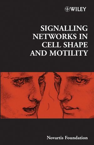 Signalling Networks in Cell Shape and Motility, No. 269 (0470011904) cover image