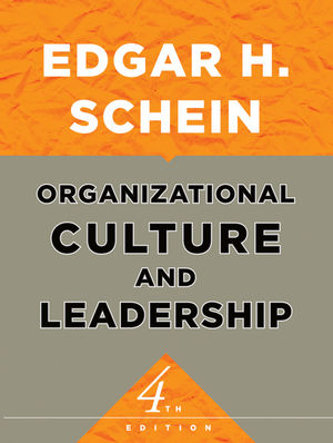 Organizational Culture and Leadership, 4th Edition (0470190604) cover image
