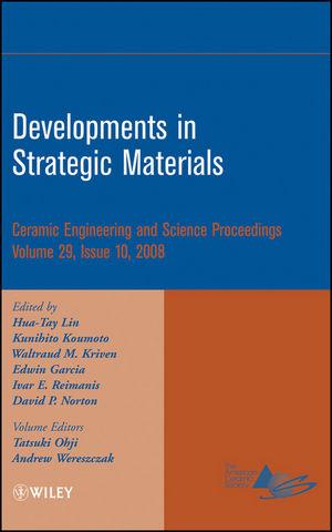 Developments in Strategic Materials, Volume 29, Issue 10