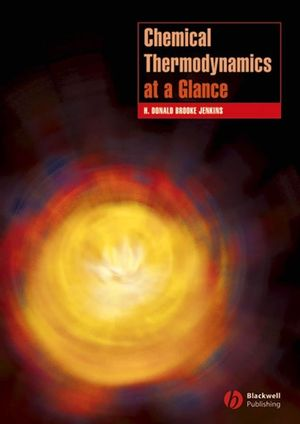 Chemical Thermodynamics at a Glance (0470698004) cover image
