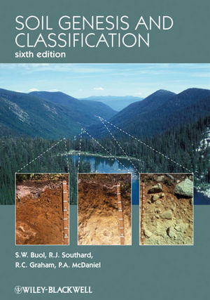 Soil Genesis and Classification, 6th Edition (0470960604) cover image