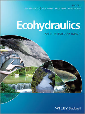 Ecohydraulics: An Integrated Approach (0470976004) cover image