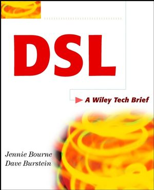 DSL: A Wiley Tech Brief  (0471267104) cover image