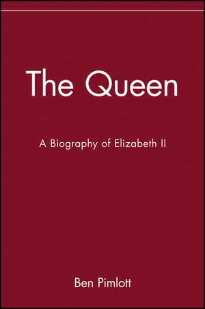 The Queen: A Biography of Elizabeth II (0471283304) cover image