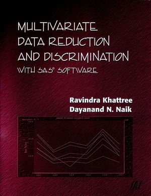 Multivariate Data Reduction and Discrimination with SAS Software (0471323004) cover image