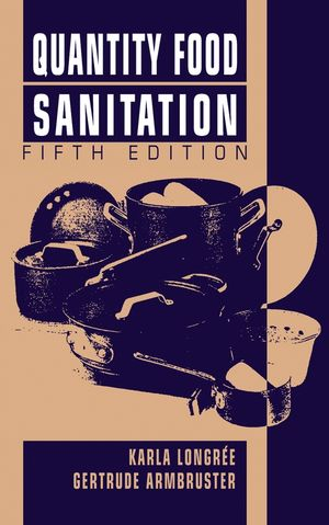 Quantity Food Sanitation, 5th Edition