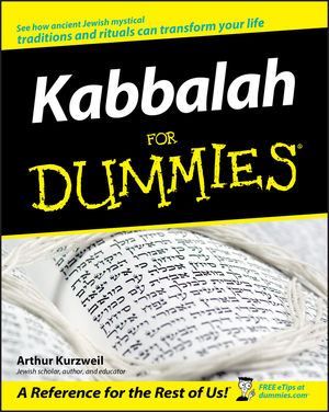 Kabbalah For Dummies (0471915904) cover image