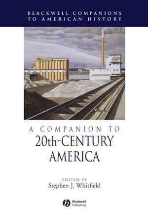A Companion to 20th-Century America (0631211004) cover image