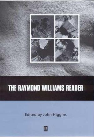 The Raymond Williams Reader (0631213104) cover image