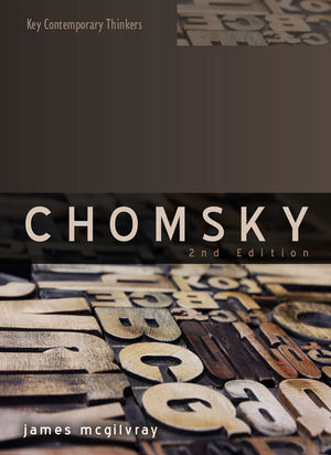 Chomsky: Language, Mind and Politics, 2nd Edition (0745649904) cover image