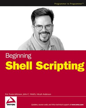 Beginning Shell Scripting (0764583204) cover image