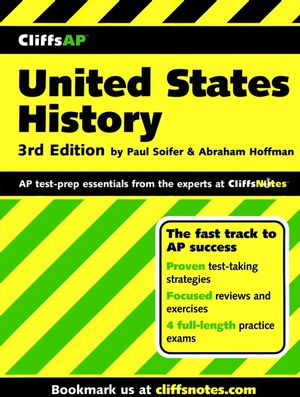 CliffsAP<sup>&#174;</sup> United States History, 3rd Edition
