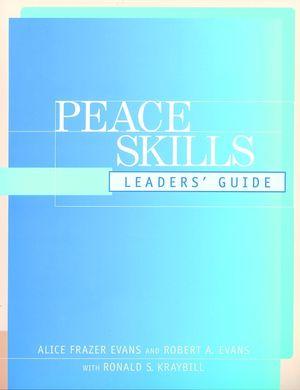 Peace Skills: Leaders' Guide