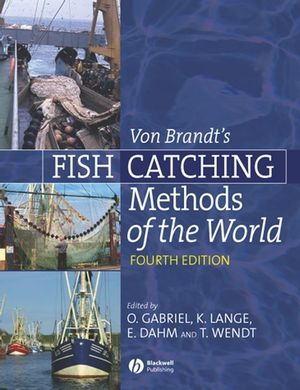 Fish Catching Methods of the World, 4th Edition (0852382804) cover image