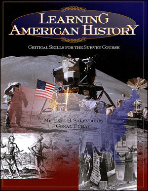 Learning American History: Critical Skills for the Survey Course (0882959204) cover image