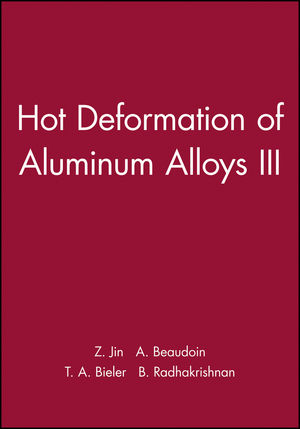 Hot Deformation of Aluminum Alloys III