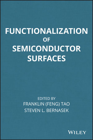 Functionalization of Semiconductor Surfaces (1118199804) cover image