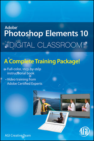 Photoshop Elements 10 Digital Classroom (1118275004) cover image