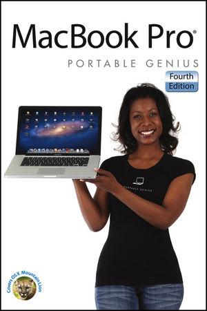 MacBook Pro Portable Genius, 4th Edition