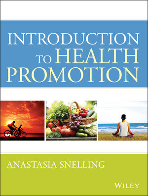 Introduction to Health Promotion (1118455304) cover image