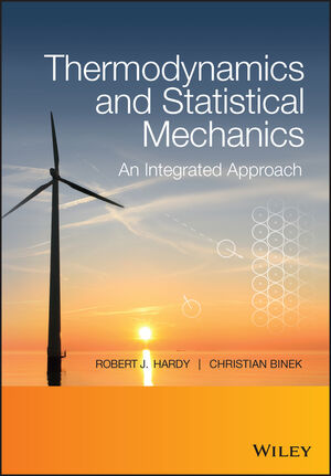 Thermodynamics and Statistical Mechanics: An Integrated Approach (1118501004) cover image