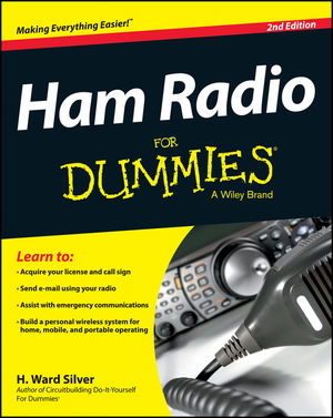 Ham Radio For Dummies, 2nd Edition