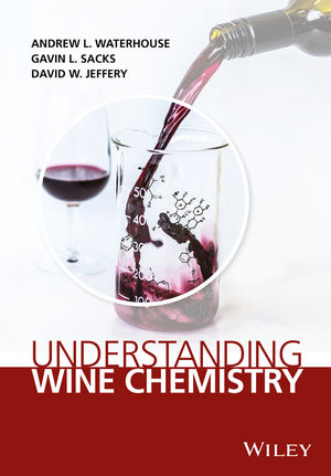 Understanding Wine Chemistry (1118730704) cover image
