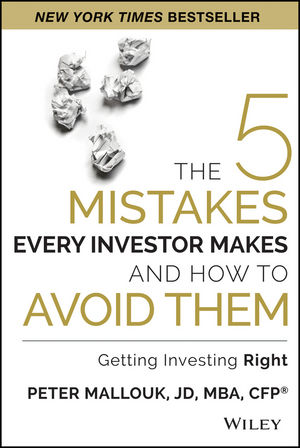 The 5 Mistakes Every Investor Makes and How to Avoid Them: Getting Investing Right (1118929004) cover image