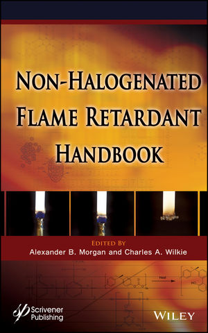 The Non-halogenated Flame Retardant Handbook (1118939204) cover image