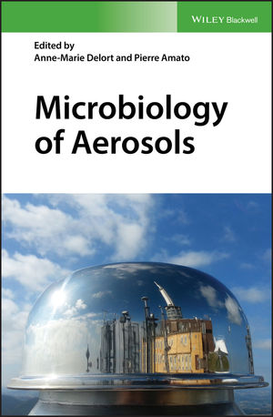 Microbiology of Aerosols (1119132304) cover image