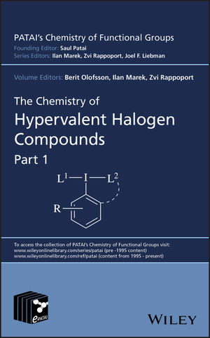 The <span class='search-highlight'>Chemistry</span> of Hypervalent Halogen Compounds