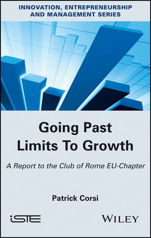 Going Past Limits To Growth: A Report to the Club of Rome EU-Chapter (1119438004) cover image