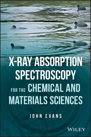X-ray Absorption Spectroscopy for the Chemical and Materials Sciences (1119990904) cover image
