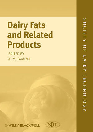 Dairy Fats and Related Products (1405150904) cover image