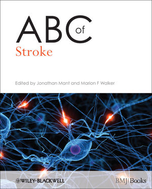 ABC of Stroke (1405167904) cover image