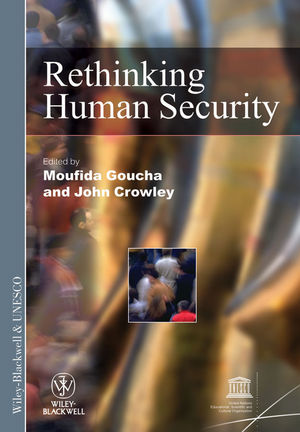 Rethinking Human Security (1444307304) cover image